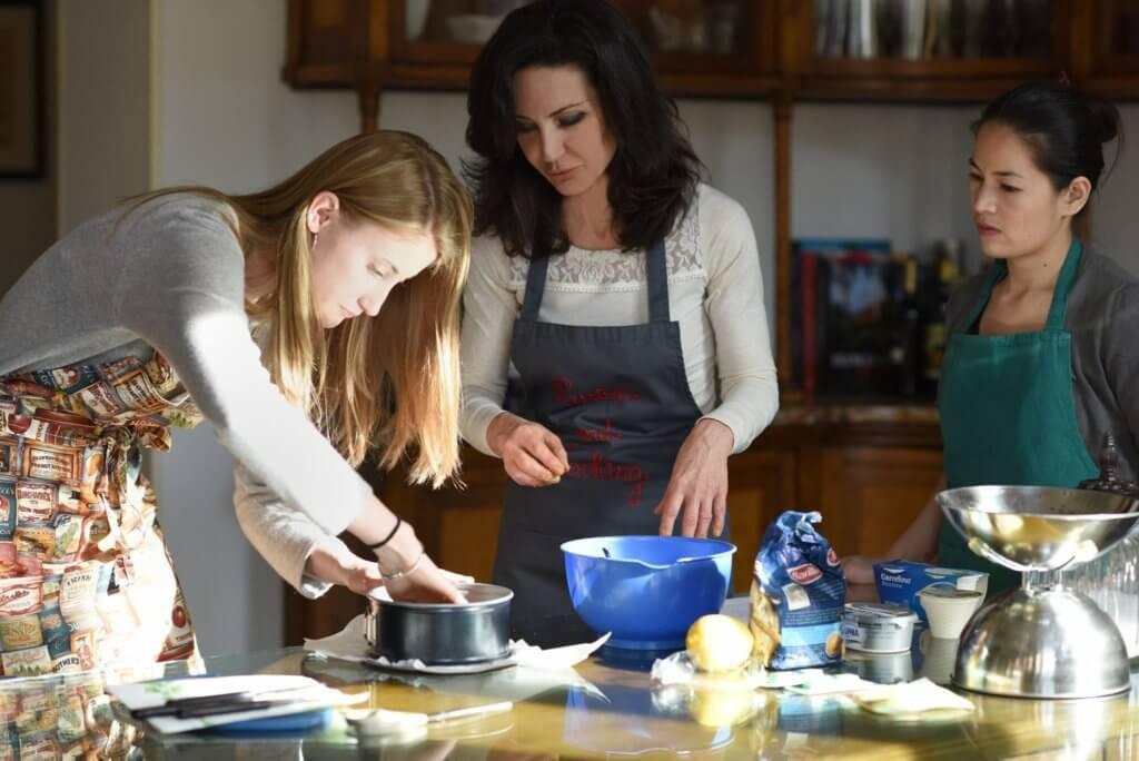 Кулинарный мастер-класс в Комо