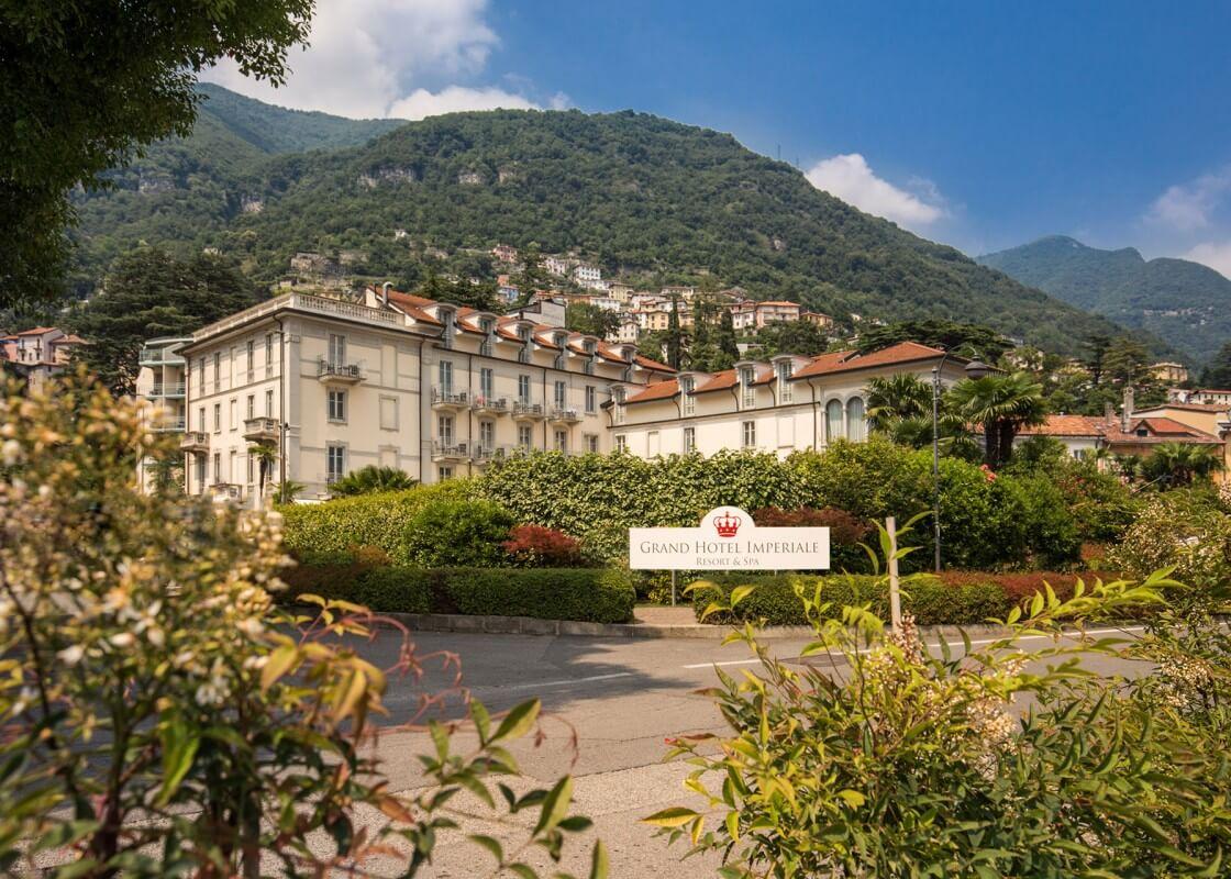 Гранд отель Империале Мольтразио