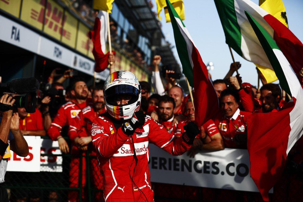 Формула 1 в Италии