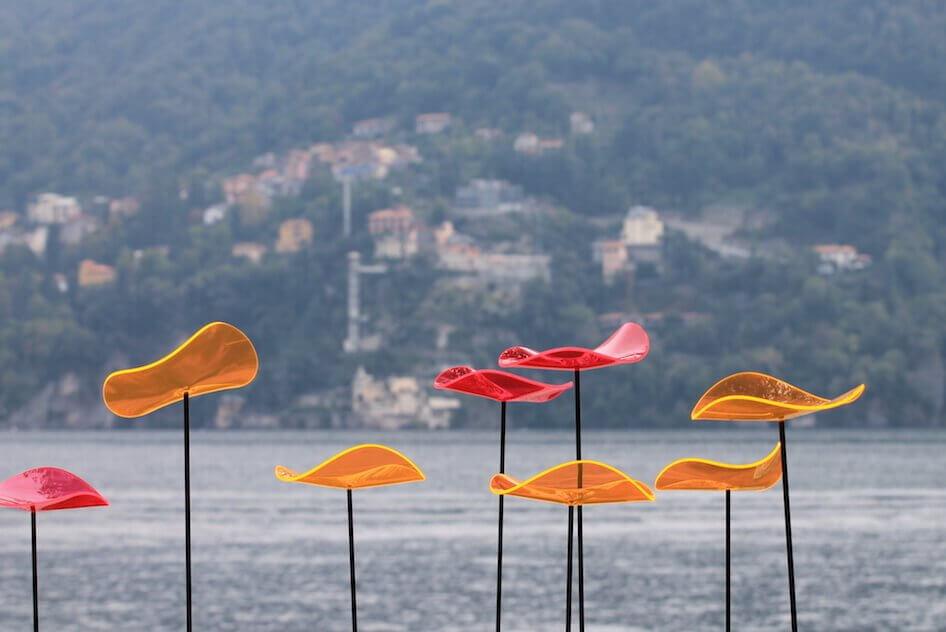 цветочный дизайн италия