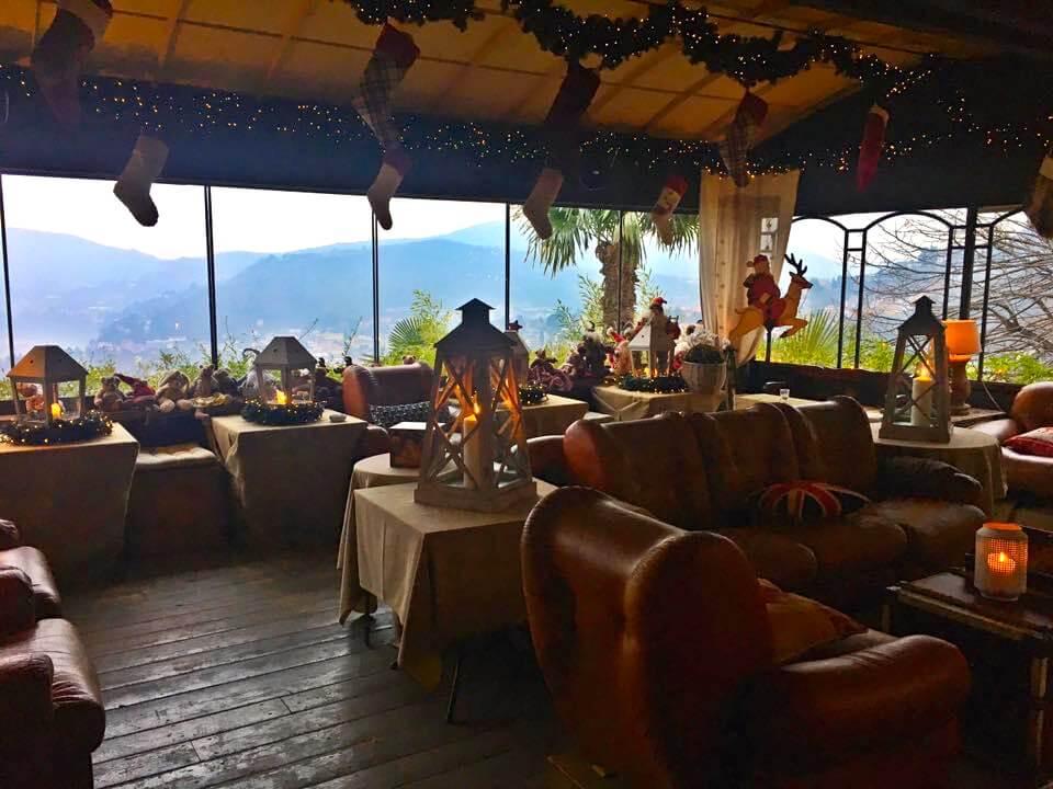 ресторан Гатто Неро Черноббио