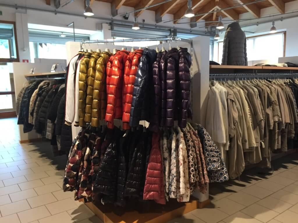 Шопинг в Комо и окрестностях: бутики, магазины, аутлеты