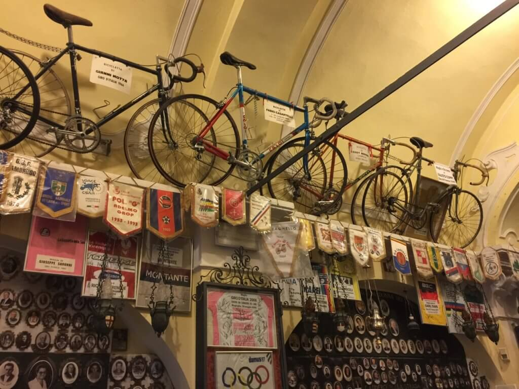 музей велоспорта комо
