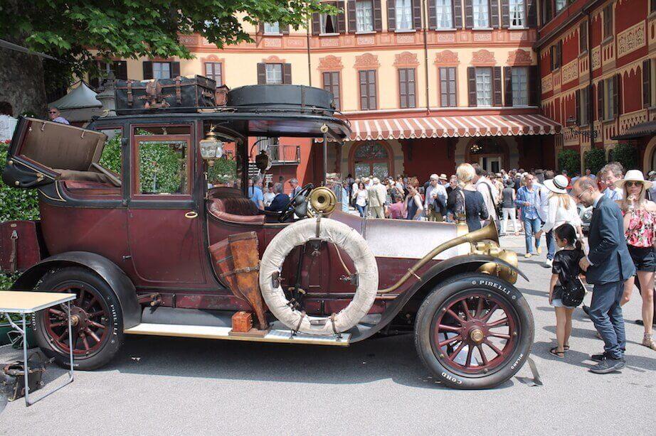 Scat retro car