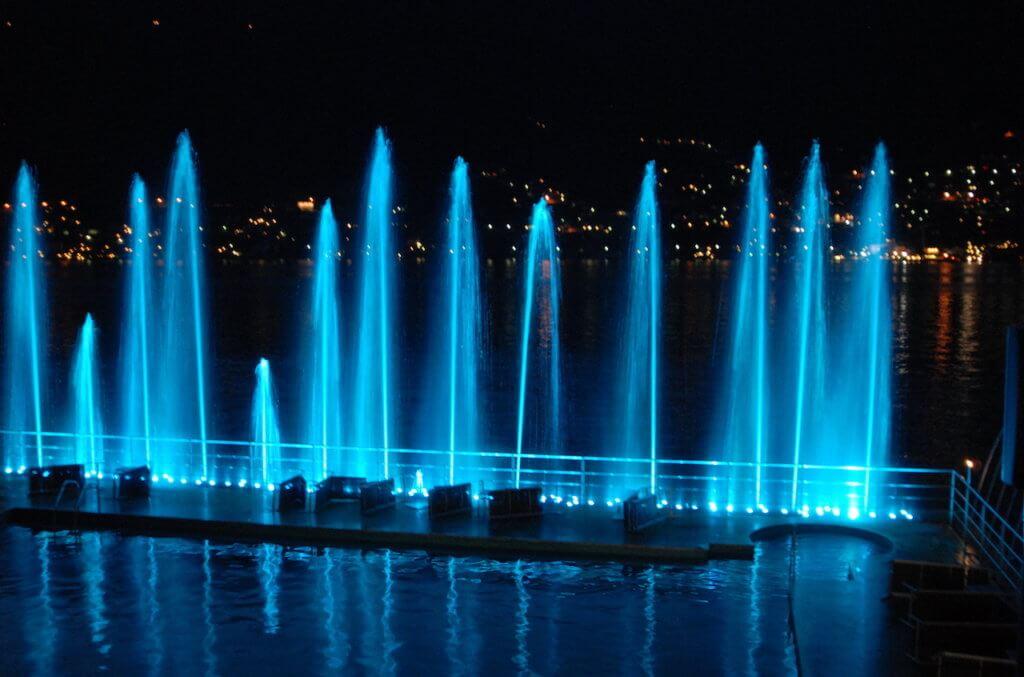 фонтаны в каста дива