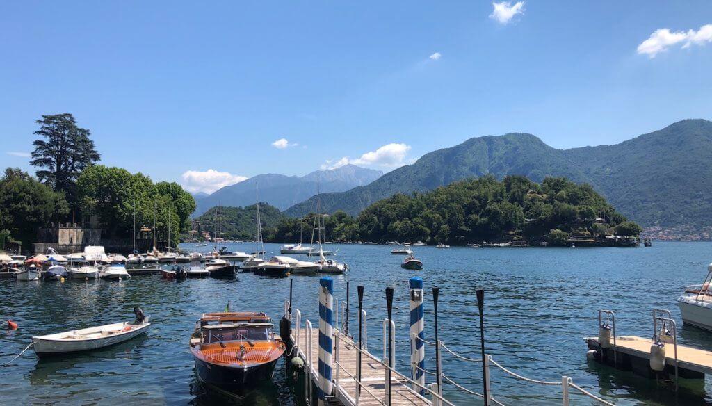 Транспорт на озере Комо