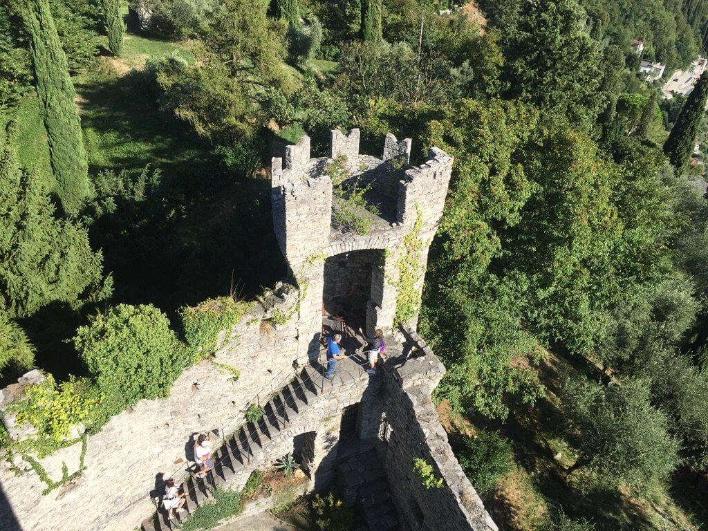 Башня замка Вецио