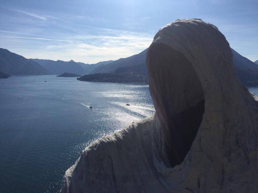 Замок Вецио озеро Комо
