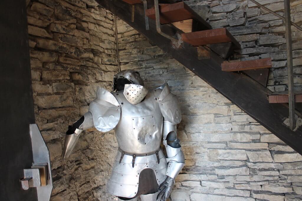 Доспехи рыцаря Вецио