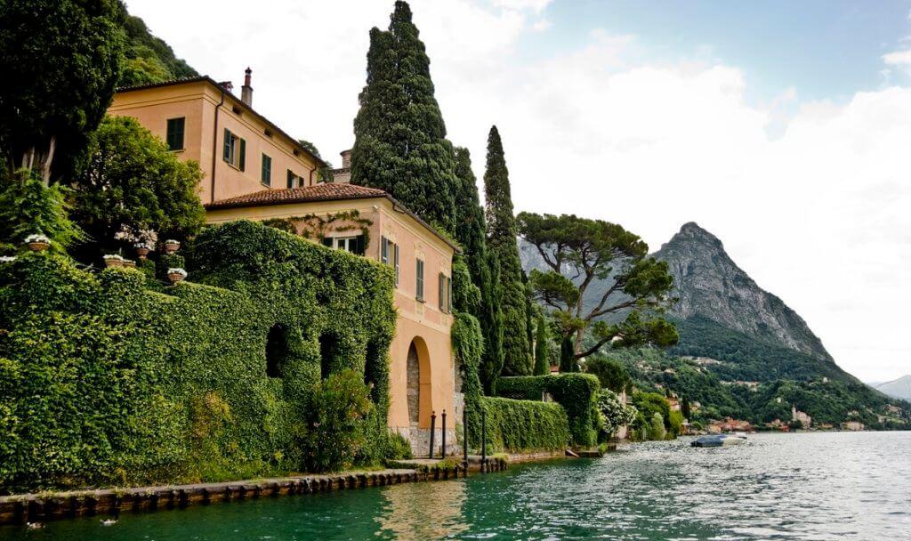 Villa Fogazzo Roi Como