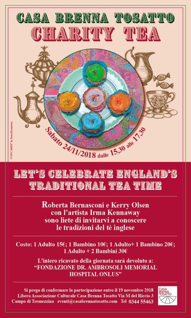 Casa Brenna Tosato Event