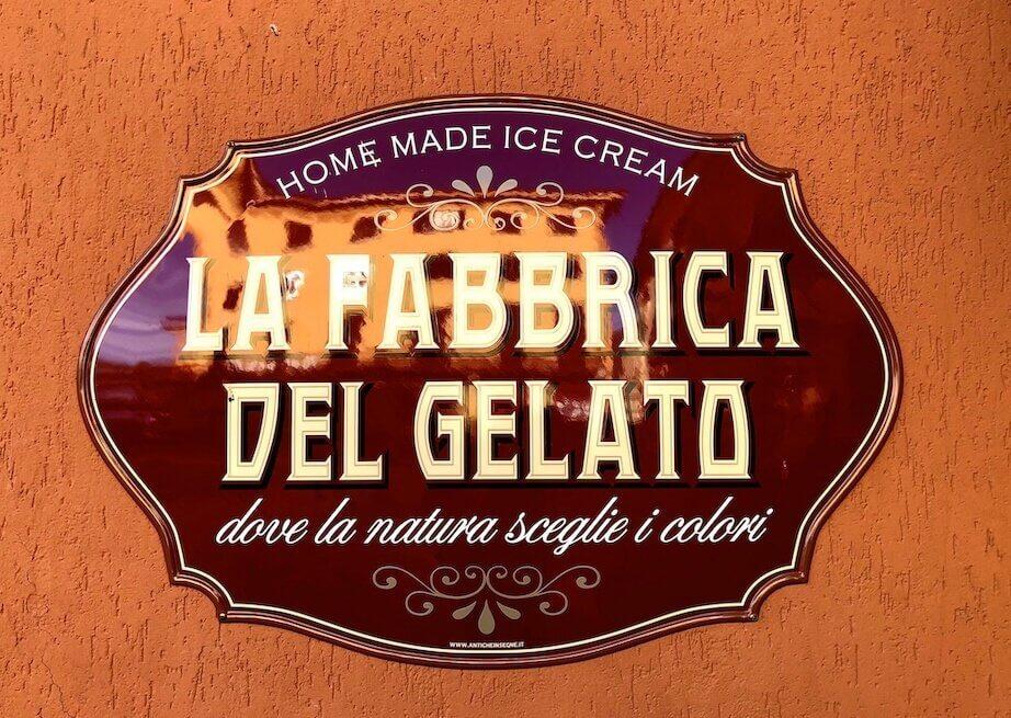 La fabbrica del gelato
