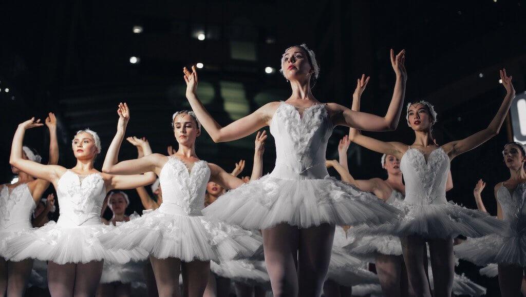 Русский балет в Комо
