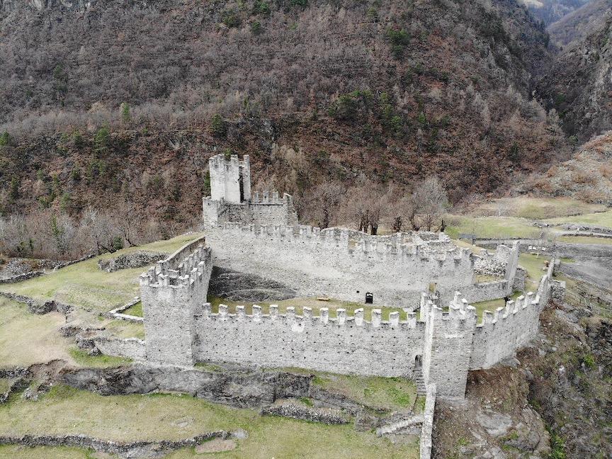 Замки Вальтеллины