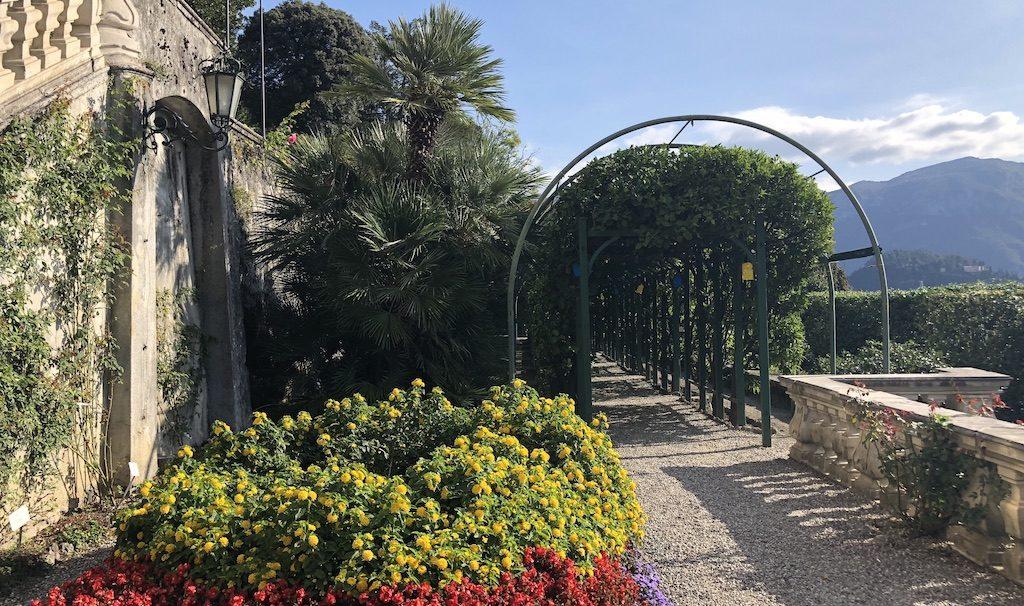 Сад виллы Карлотта