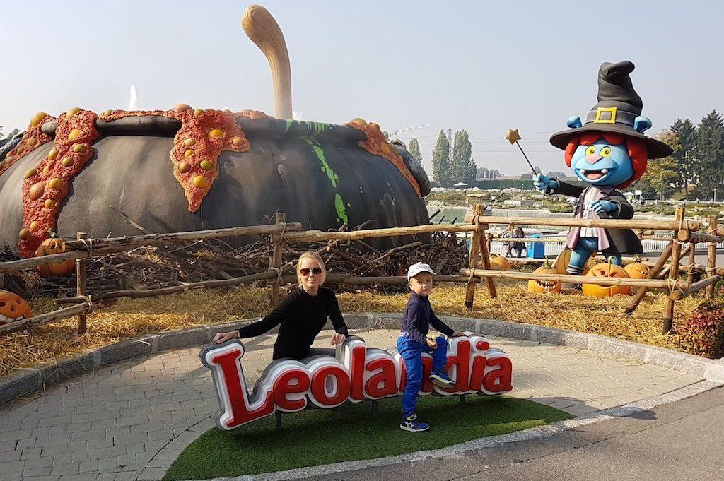 Леоландия Италия