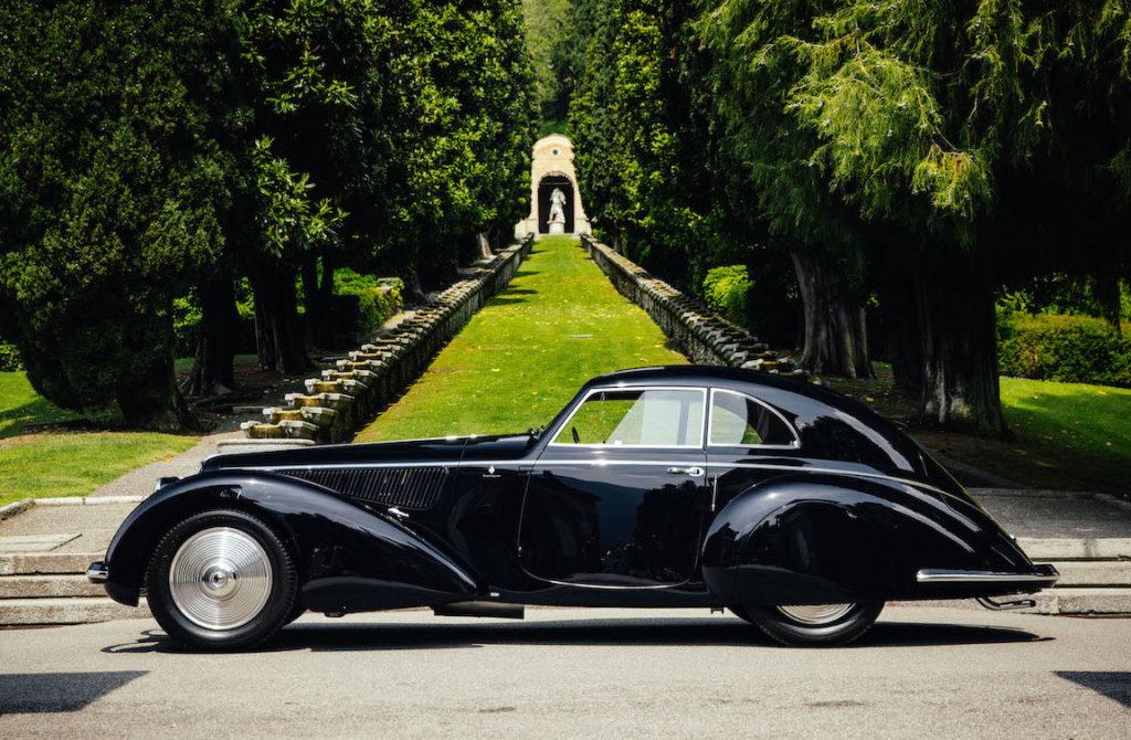 Alfa Romeo Berlinetta Villa d'Este