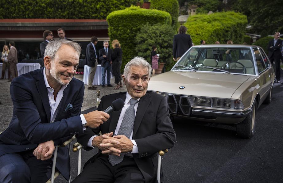 BMW Garmish Марчелло Гандини