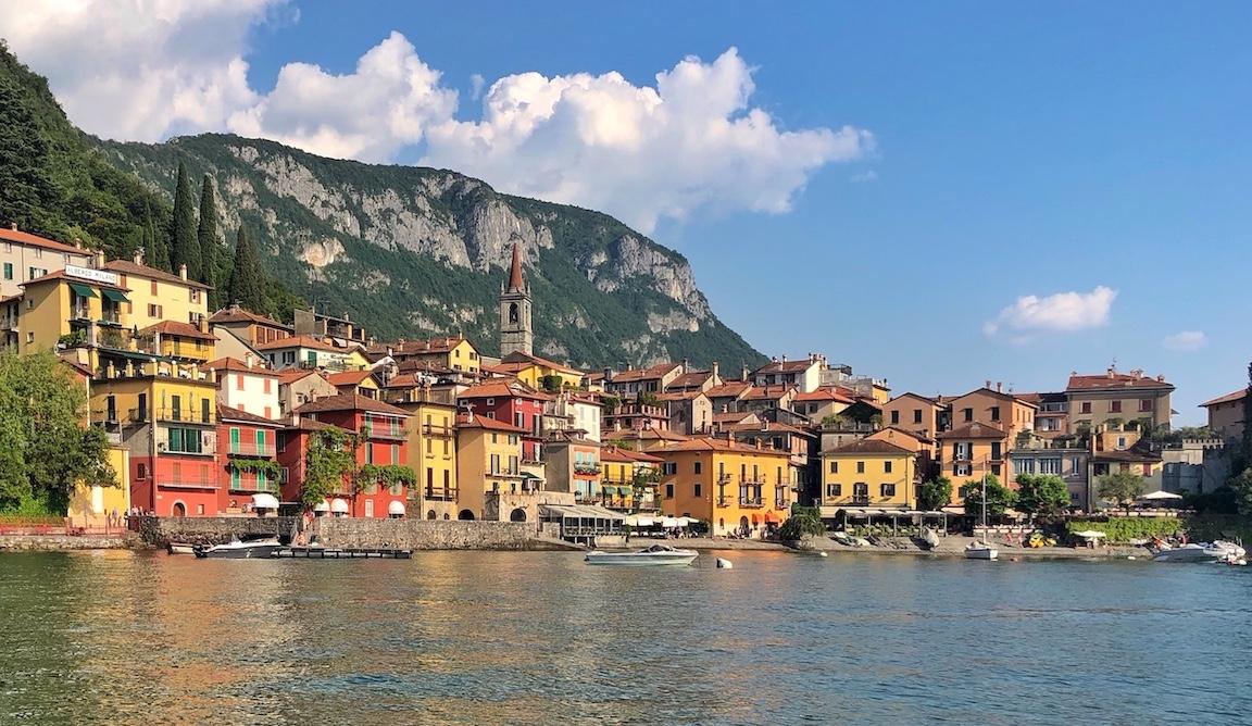 COMO Lake - сайт про озеро Комо в Италии