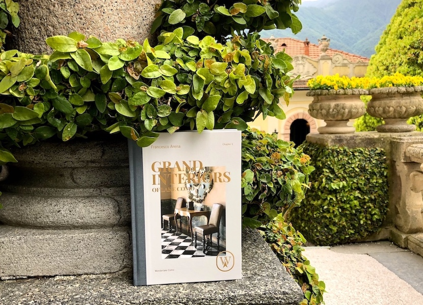 Wonderlake Como book