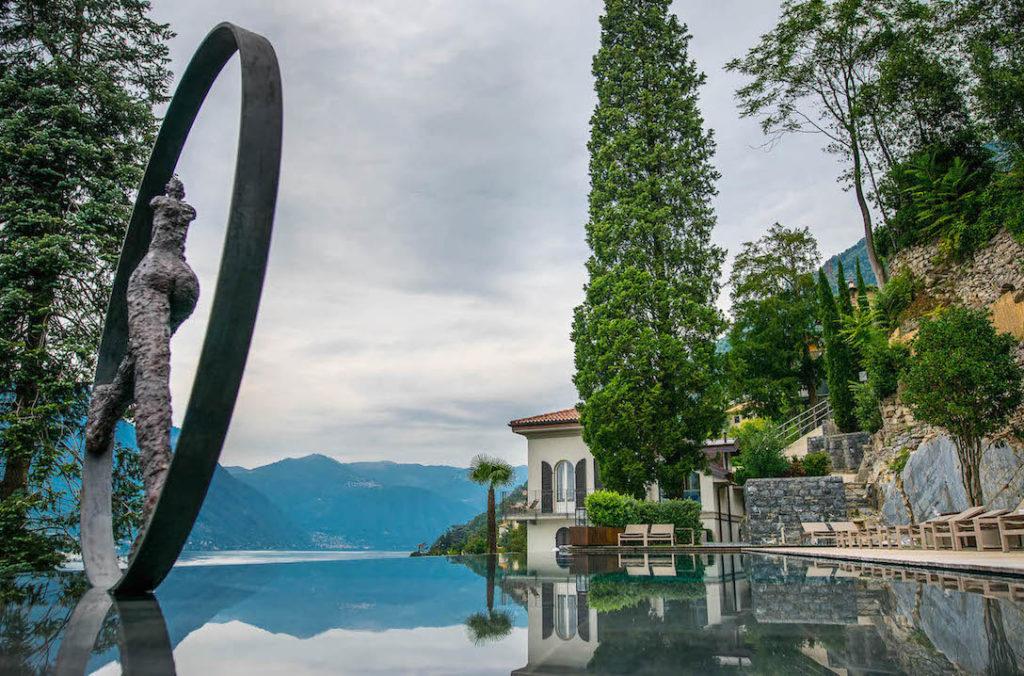 Villa Lario озеро Комо