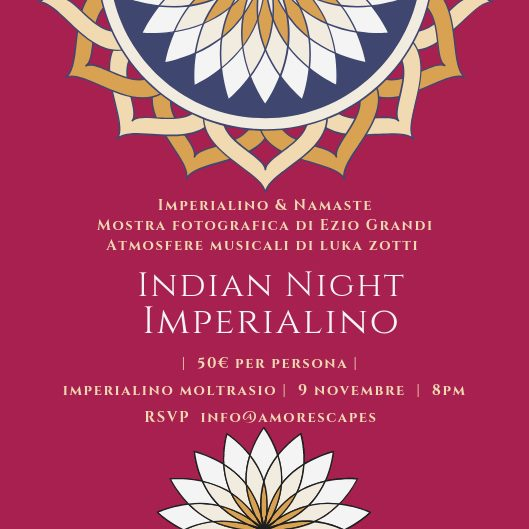 Indian party Grand Hotel Imperiale