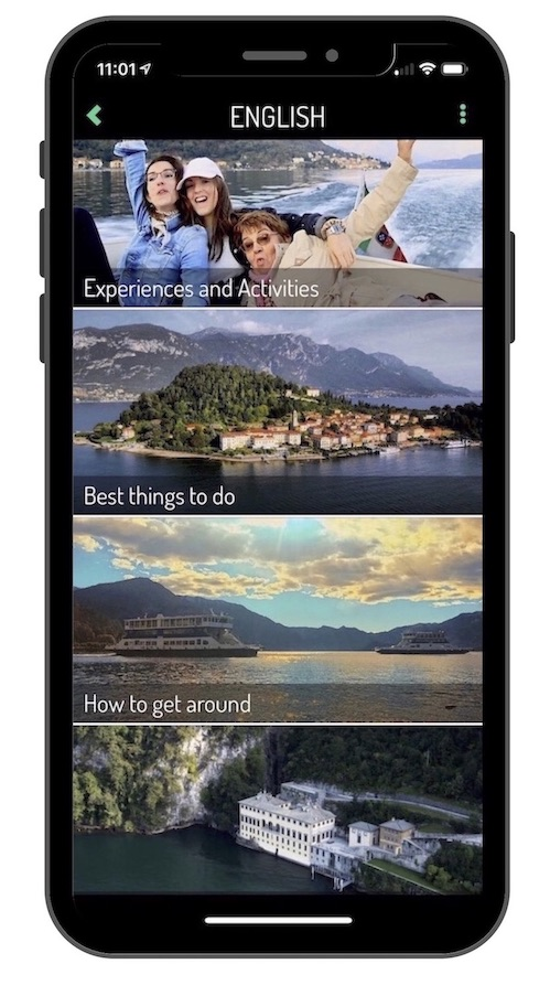 Bellagio Travel Guide App