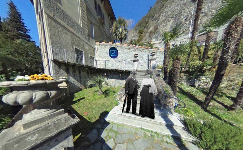 Виртуальный тур Вилла Монастеро